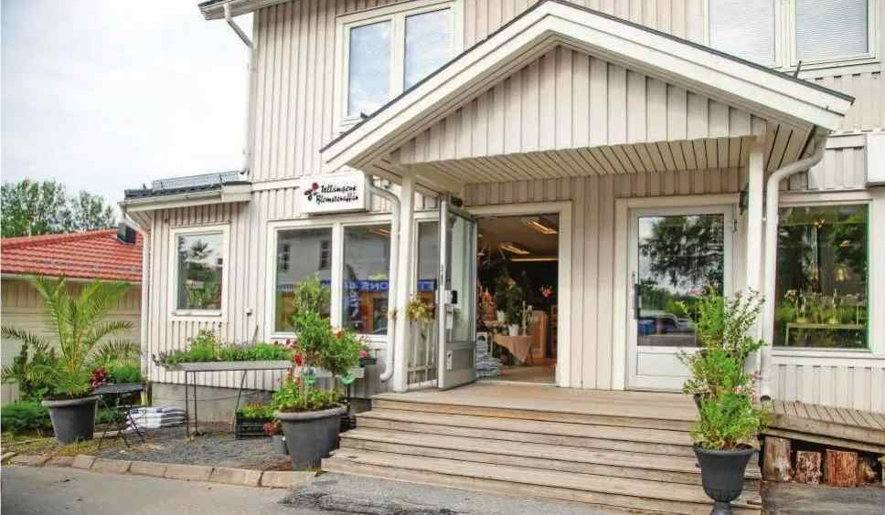 <span>Butiken har renoverats inför uppstarten i början av juli.</span>