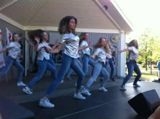 Dans,dans och dans