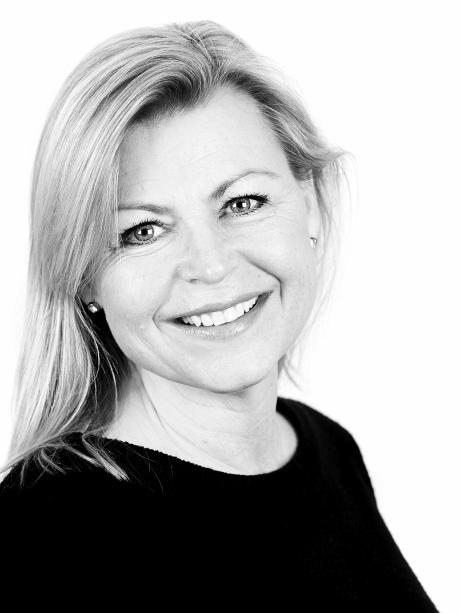 Katarina Vinterskog, Verksamhetschef Transfer Väst