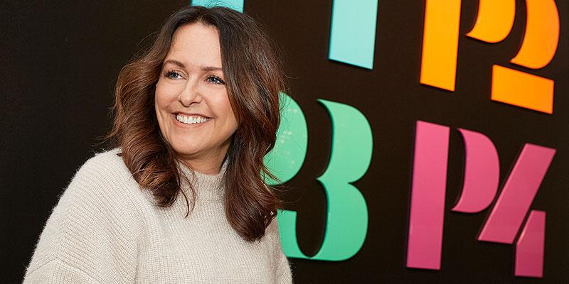 Stolt Boråsambassadör. Sarit Monastyrski utsågs till Boråsambassadör 2018 i somras och är stolt över staden.