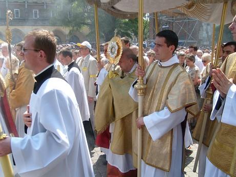 Stanislaw Dziwisz, personal secertary of pope JPII