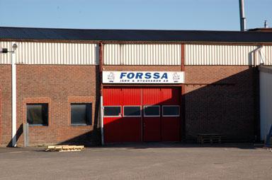 Här på Forssa Järn och Byggvaror AB kommer det att spelas in film den 12 och 13 september.