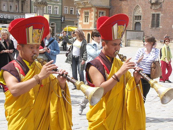 sacred Tibetian Chant