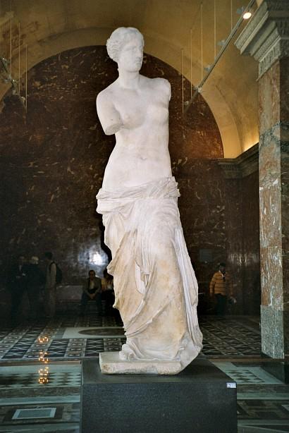 Treasure - Venus of Milo