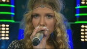 Clara under Idol 2009
