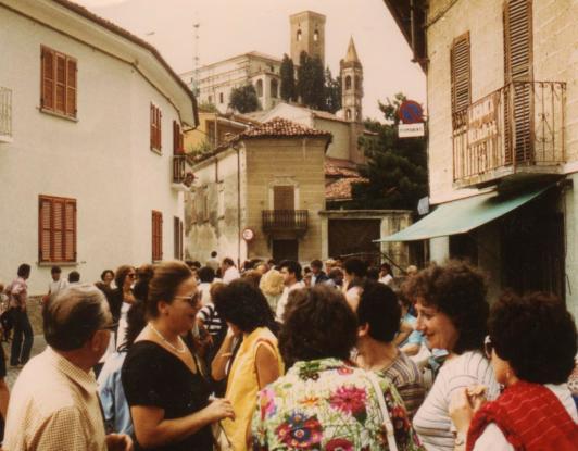 RIDEF i Torino 1982... 32 år senare arrangerar den italienska rörelsen RIDEF i Reggio Emilia-pedagogikens högborg Magaluzzi-institutet i Reggio. Dags att anmäla sig så fort anmälningsblanketten blir tillgänglig. 100 kr i medlemskap i svenska rörelsen är att rekommendera. Du har då förtur till deltagandet gentemot icke-medlemmar.