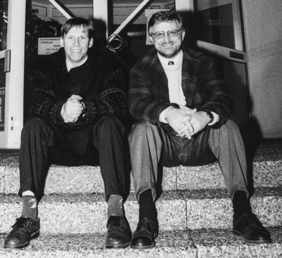 Så här såg de ut 1994.