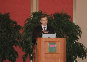Mr. Jn Figel, the EU Comissioner for Education, opened the conference on Friday. The Comissioner especially stressed the importance of media knowledge and digital literacy for European students.