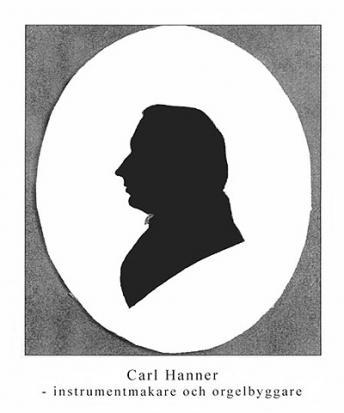 Carl Hanner - instrumentmakare och orgelbyggare