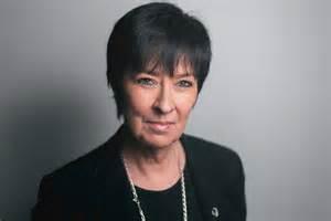 Mona Sahlin, nationell samordnare mot våldsbejakande extremism.