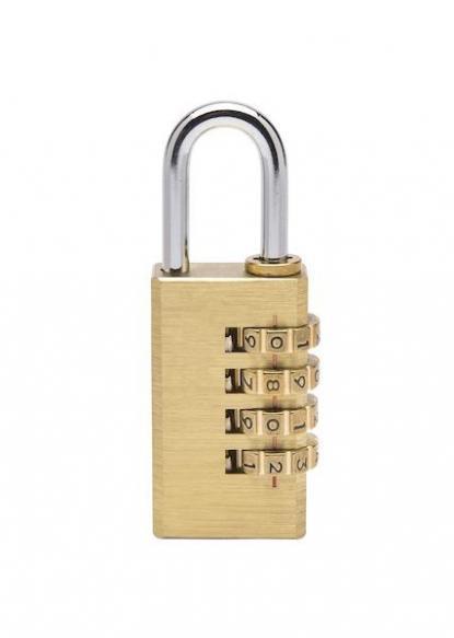 Svagt lås rekommenderas inte