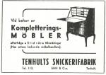 Ett exempel på en typisk Tenhultsprodukt
