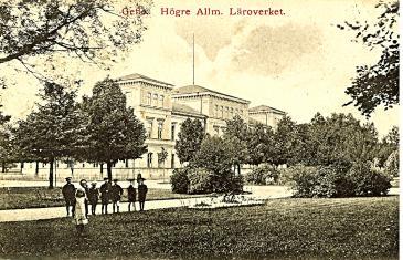 Vasaskolan 1908