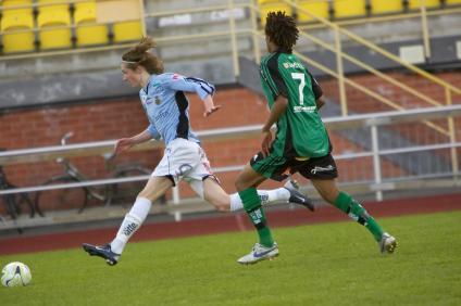 Daniel Leino har höga mål inom fotbollen