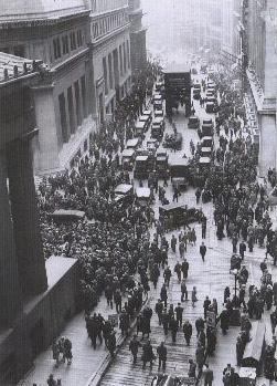 Wall Street 24.10.1929
