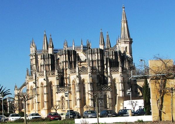 Mosteiro Santa Maria da Vitória