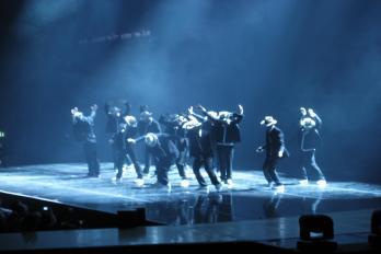 Under Tribute - hyllningen till The King Of Pop.