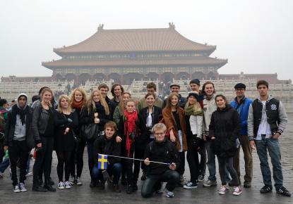 Kinaresenärerna