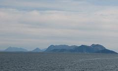 Utsikt från Lepsöya