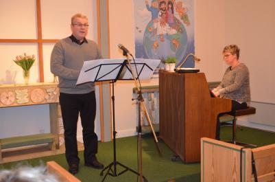 Carl-Gustaf och Ann-Britt Nordin