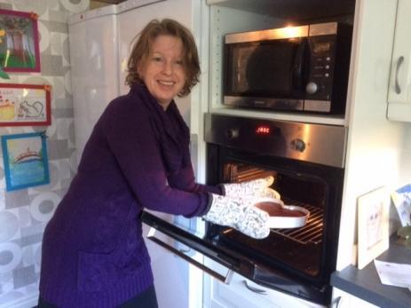 Kostrådgivaren och hälsoinspiratören Louise Bergenrup blev själv frisk genom att ändra sin kost.