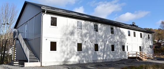 8294f39774d9 Kommunen har nu fått klartecken att använda bostadsmodulerna på Lokes väg i  Bollebygd. Efter att nya ventilationsaggregat satts in uppfyller byggnaden  nu ...