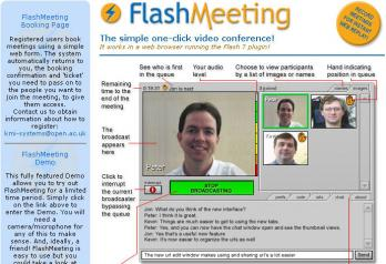 Flash Meeting - enkelt och funktionellt