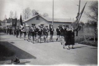 Första maj 1956