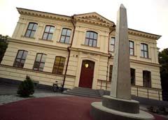 I Norra skolan har Vasa International School nya egna specialutformade lokaler.