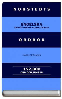 Norstedts ordbok, gratis söktjänst på webben för engelska, tyska, franska, spanska