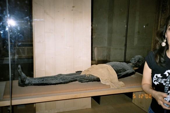 Egyptian mumies