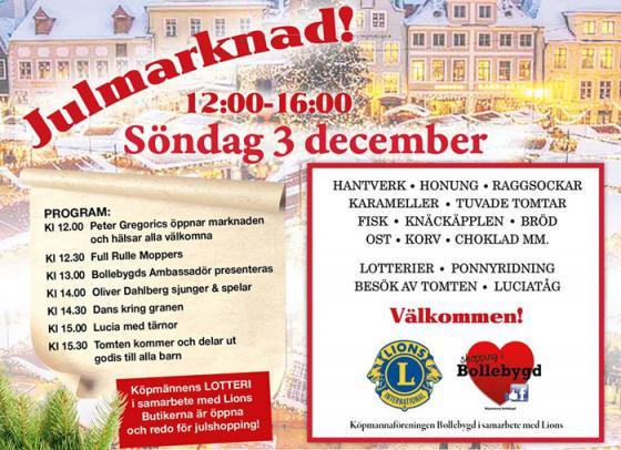 Julmarknad i Bollebygd - bollebygdsnyheter.se 87c9896e89ec5