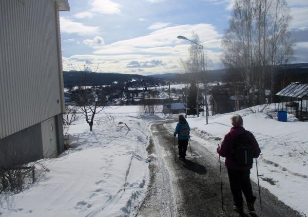 Utsikten mot Ullånger
