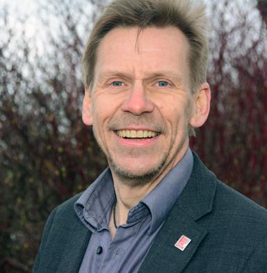 Peter Rosholm (S) tar nu över som kommunstyrelsens ordförande i Bollebygd.