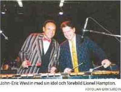Lionel skämtade \