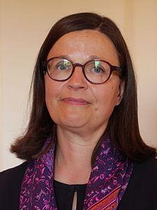 Anna Ekström, gymnasieminister