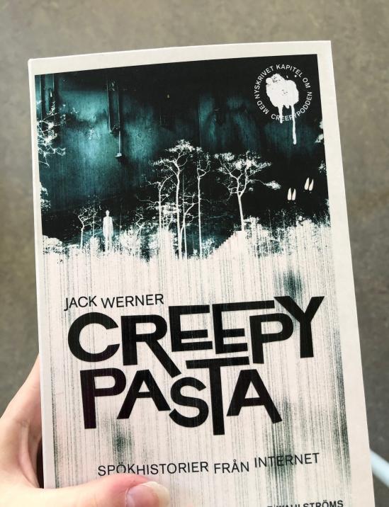 Jack Wernes bok som bland annat innehåller berättelsen om getmannen. Finns att låna på skolbiblioteket!