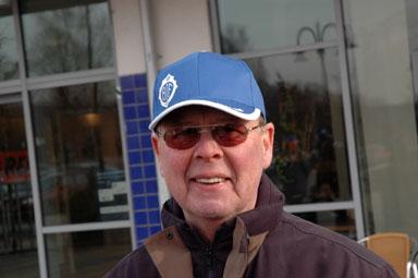 Claes-Magnus Krok bär gärna BIF-kepsen