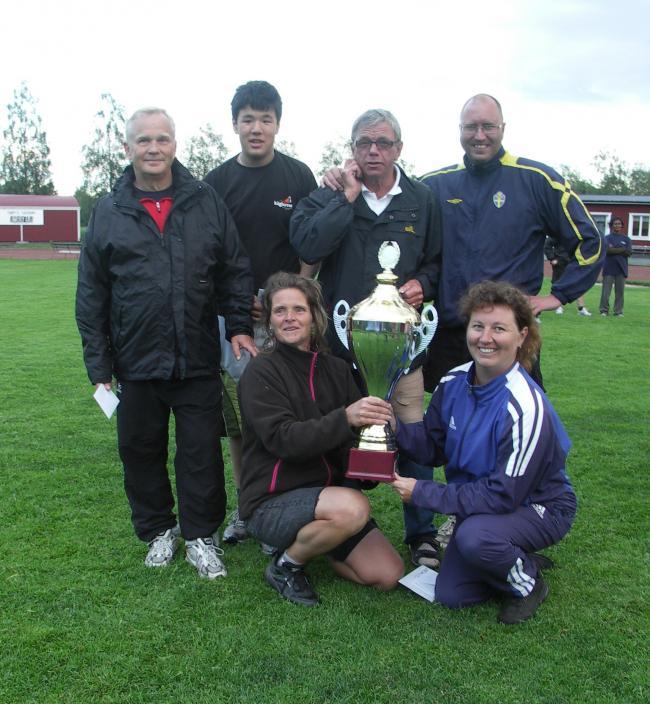 Det här är laget som vann 2008 års kamp, nämligen lag Törna.