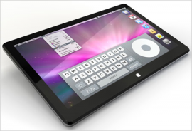 Apple tablet rumor summer 2009