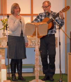 Janet och Knut Eriksson