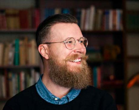 Erik Ridman, kommunikationschef HiQ