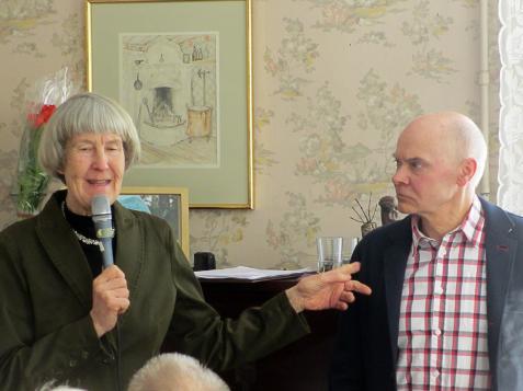 Astrid Skaar hjälpte Ulf Mattson att reda ut sin relation till Ingaryd.