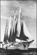 Albatross. Källa: Kung. vetenskaps- och vitterhets-samhället i Göteborg 1875–1953