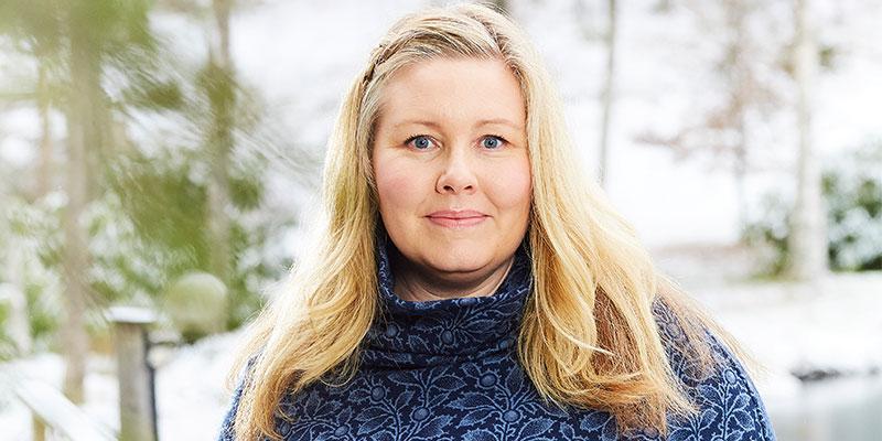 Stressad? – Det sista du ska göra att avboka fika- stunden med väninnan, säger stresscoachen Sandra Grimbeck, det är då du behöver den som mest.