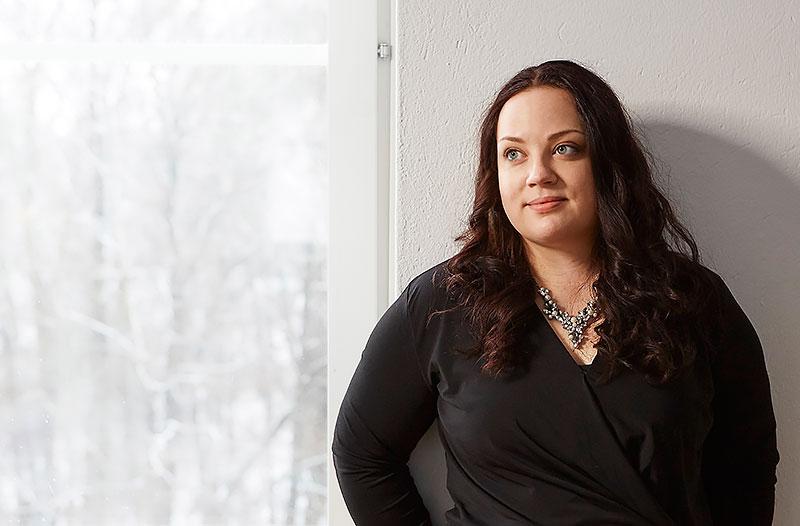 Danielle Schill har bloggat sedan 2008. I höstas vann hon Matbloggspriset i kategorin Bak- och dessertblogg.