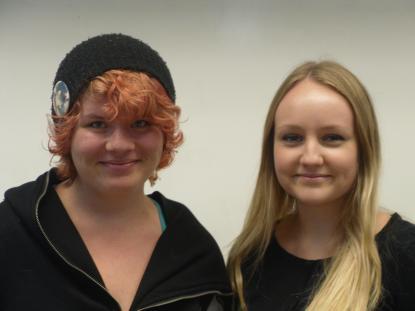 Emma och Liisa