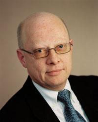 Peter Gaestadius är biträdande regionchef hos Svenskt Näringslivs västra region och var den som hälsade på i Bollebygd och lämnade över det glada beskedet om länets bästa företagsklimat.