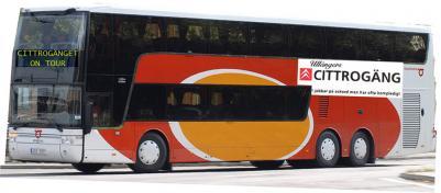 Bussen kan med rimliga krav tänkas fullgöra de turneplaner som finns inom de närmaste kvartalen