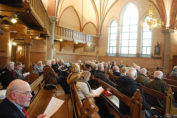 <span>Konsert i Trefaldighetskyrkan</span>
